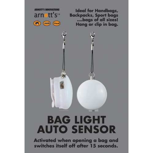 AUTO SENSOR BAG LIGHT