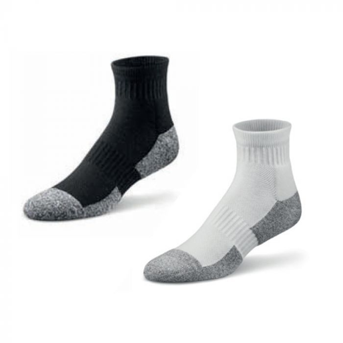 DR COMFORT QUARTER LENGTH SOCK