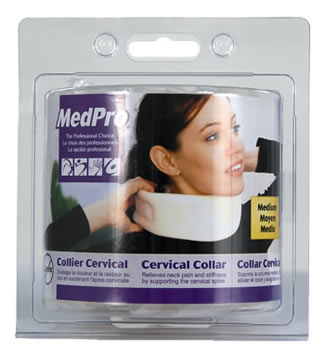 MEDPRO SOFT CERVICAL COLLAR