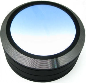 MAGNIFIER 5X'S /PAPERWEIGHT WITH 3 LED'S - BATTERIES INCLUDED