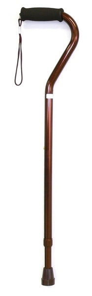 REDGUM SWAN NECK WALKING STICK