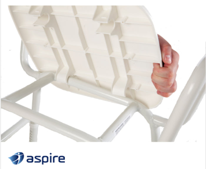 ASPIRE SHOWER STOOL