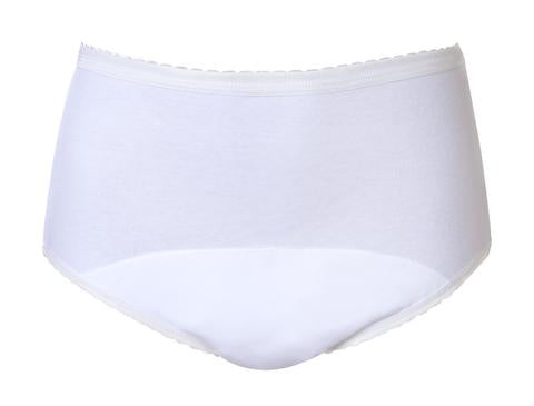 washable underwear, full brief, pant, continence, washable pant