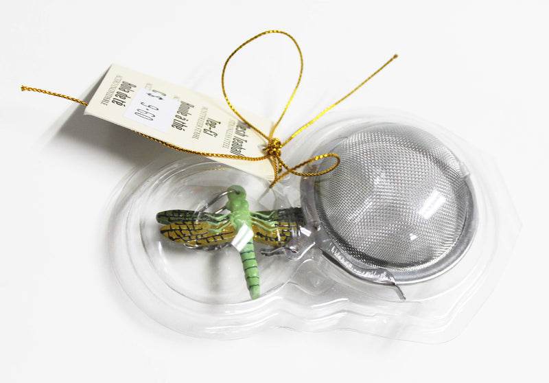 TEA BALL - MESH WITH NOVELTY DECORATION