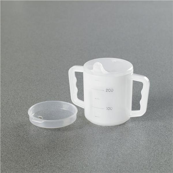 HOMECRAFT 2-HANDLED MUG (PAIR)