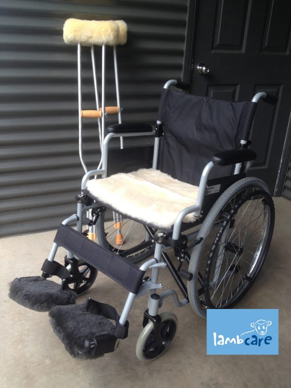 LAMBCARE WHEELCHAIR SEAT COVER