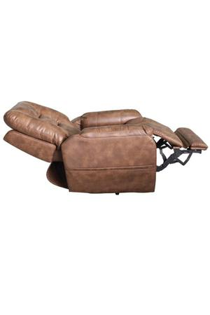 MERCER DUAL MOTOR LIFT CHAIR WITH HEADREST AND LUMBAR