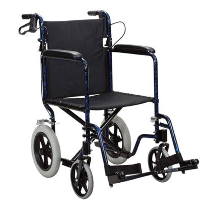 MERITS LIGHTWEIGHT TRANSIT WHEELCHAIR L239