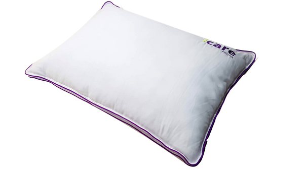 pillow, icare, pressure relief