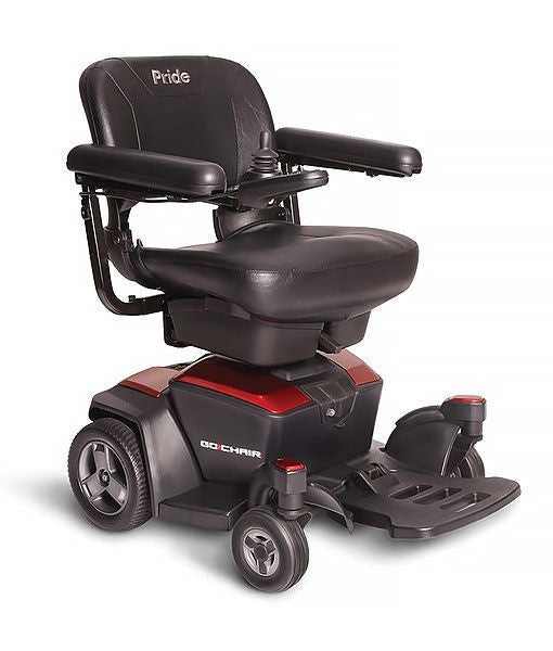 PRIDE GO CHAIR POWERED WHEELCHAIR
