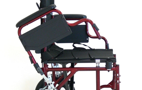 REDGUM DELUXE WHEELCHAIR 19""