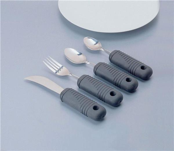 SUPER GRIP CUTLERY - BENDABLE