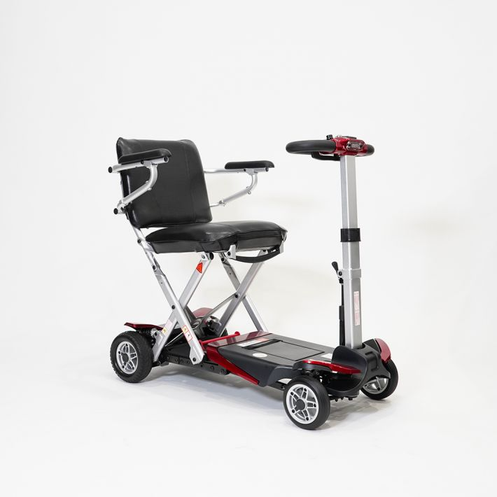 SOLAX CHARGE AUTO FOLDING MOBILITY SCOOTER