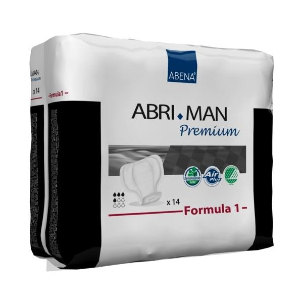 ABRI MAN FORMULA 1 PADS - 450ml