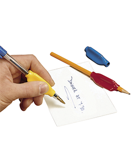 PEN & PENCIL GRIP HOLDER - 3 PACK