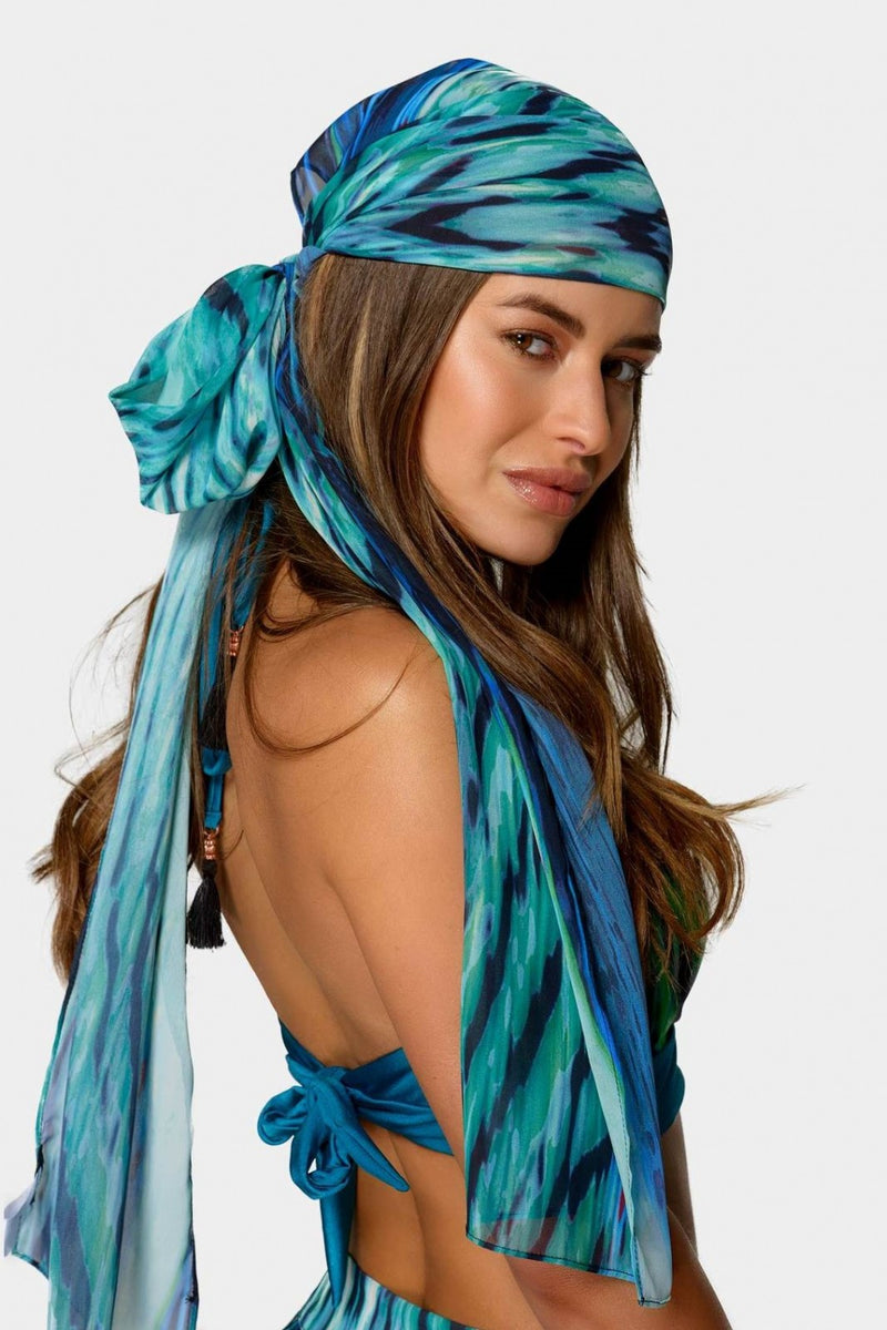 image 1 of BAMBOA REEVA HEADSCARF