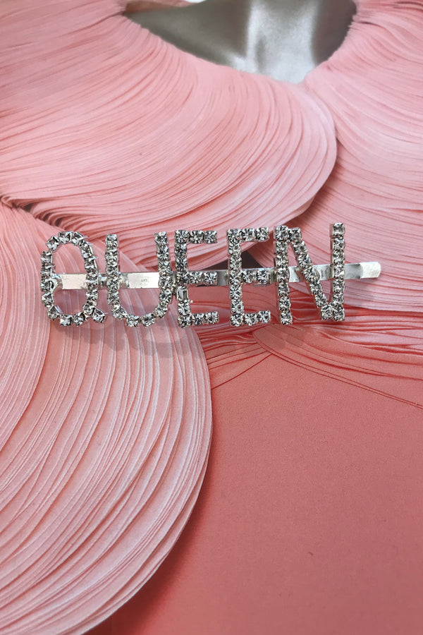 QUEEN DIAMANTE HAIRSLIDE