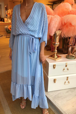 SAMMI LIGHT BLUE MAXI DRESS