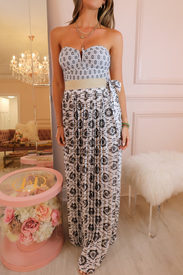 image 1 of DREAMCATCHER MAXI SKIRT ICAT