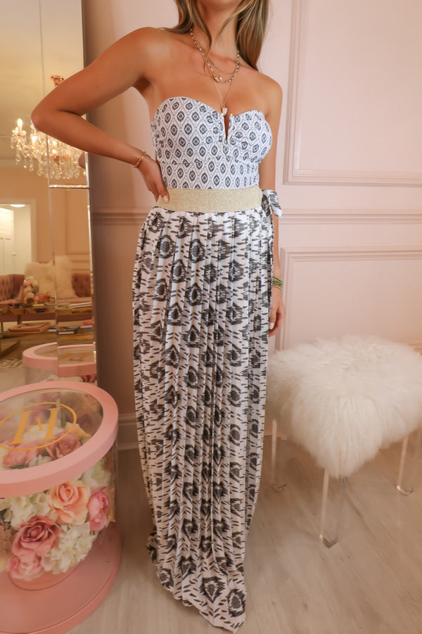 image 2 of DREAMCATCHER MAXI SKIRT ICAT
