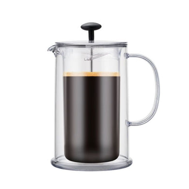 Bodum Thermia Double Wall presskanne for te og kaffe, 1 liter