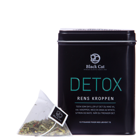 Wellness Box - Detox - Rens Kroppen