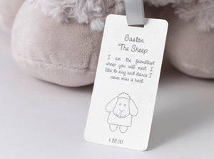 Gaston the sheep (Ships by 11/30)