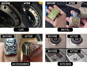 Multi-functional Metal Polish to Cleaning🔥Get exclusive deals !