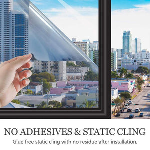 【HOT SALE】Anti-UV Heat Blocking Window Film-Set For 2