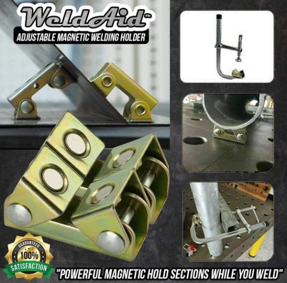 Adjustable Magnetic Welding Holder🔥Last day promotion