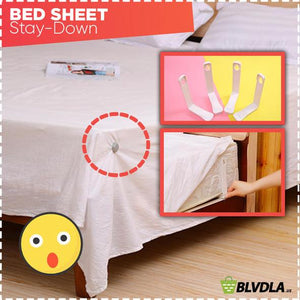 Sheets fixed clip set(4 pcs)🔥Last Day Promotion