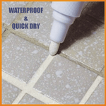 ($9.99 Today ONLY)Tile Grout Coating Markerk🔥Last day promotion