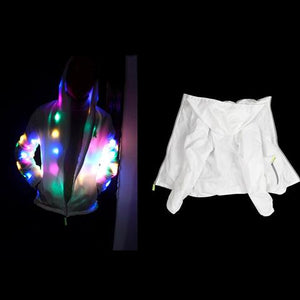 Waterproof LED Glowing Jacket
