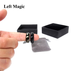 50% OFF TODAY ONLY - Magic Tricks Jumping Ring