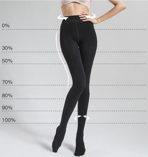 40-100KG Shaping High-elastic Stovepipe Pantyhose