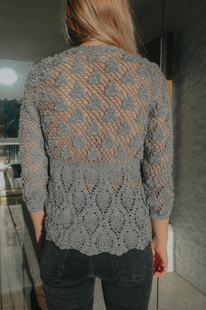 SIX SABLES - Knit Gilet