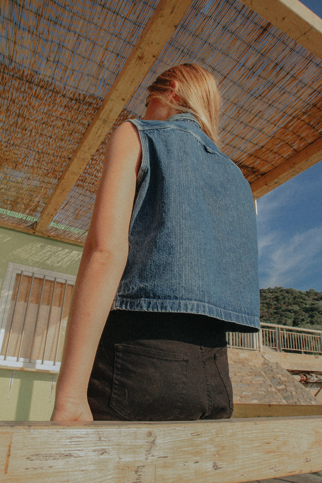 ERBALUNGA - RL Denim Top