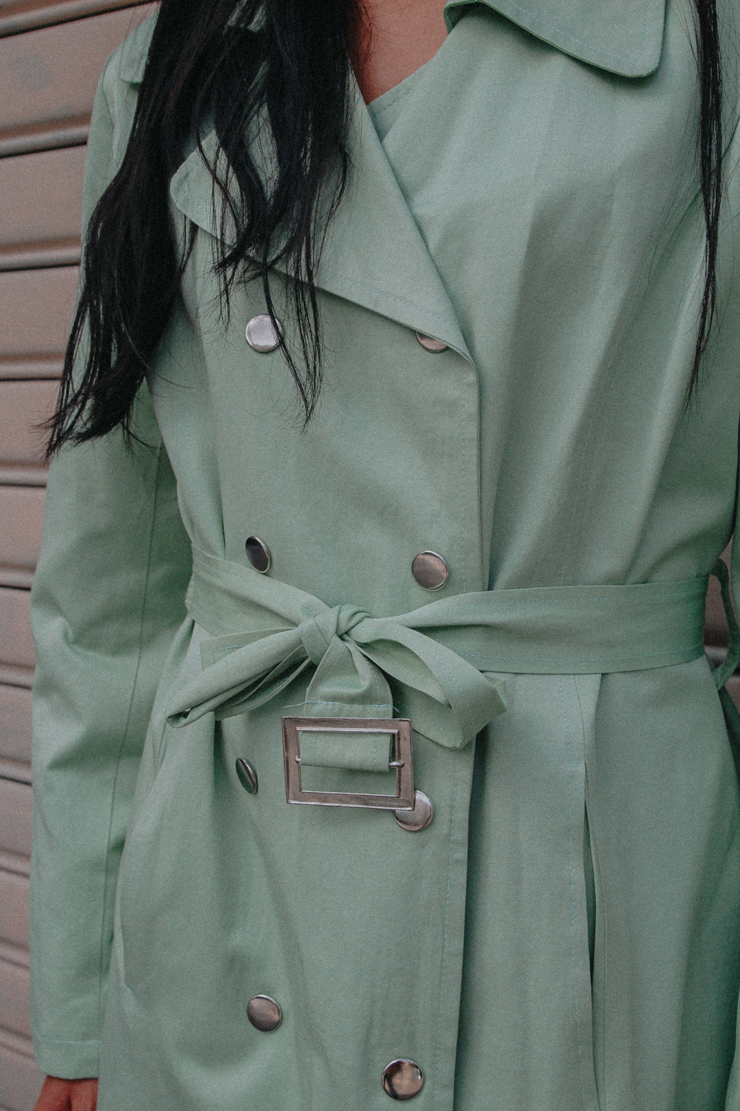 PARIS - Pistache Trench