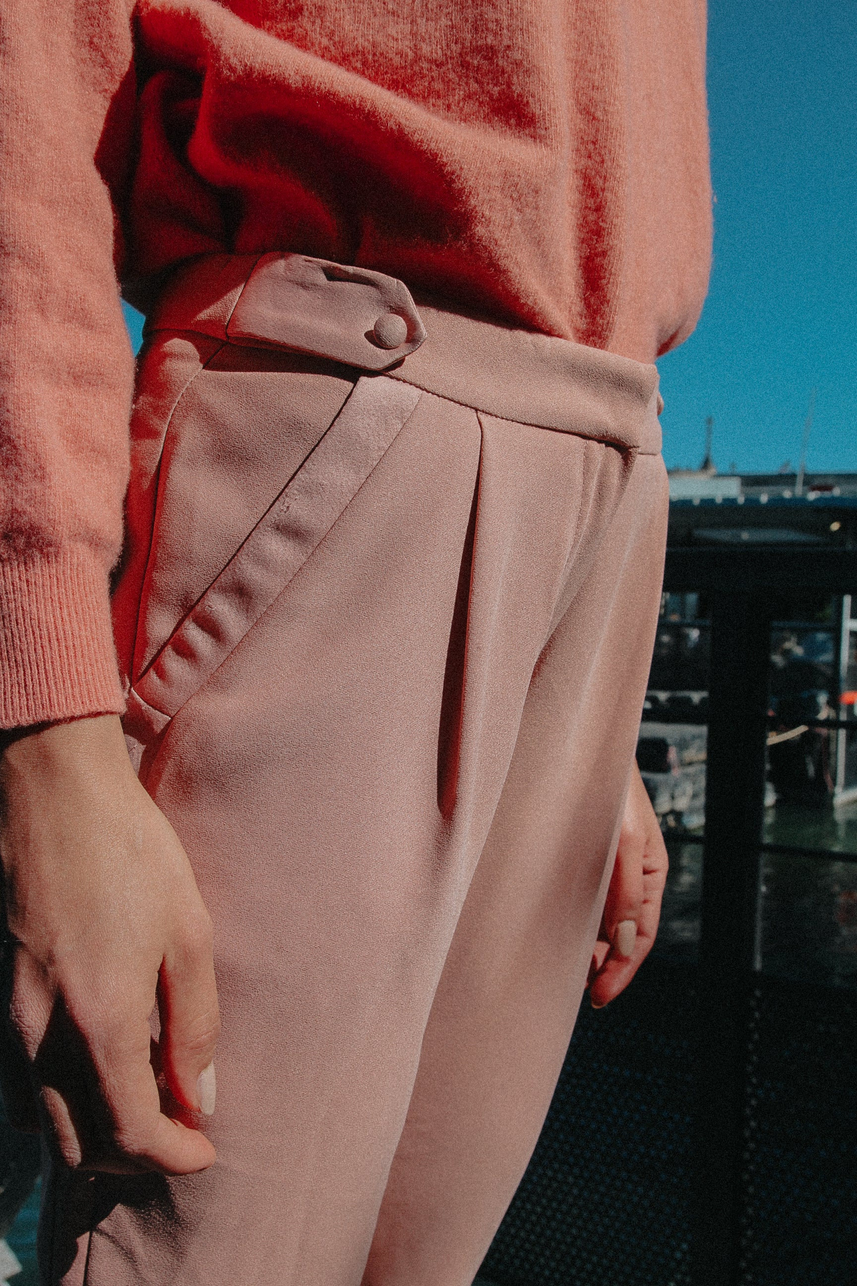 PARIS - Pink Pants