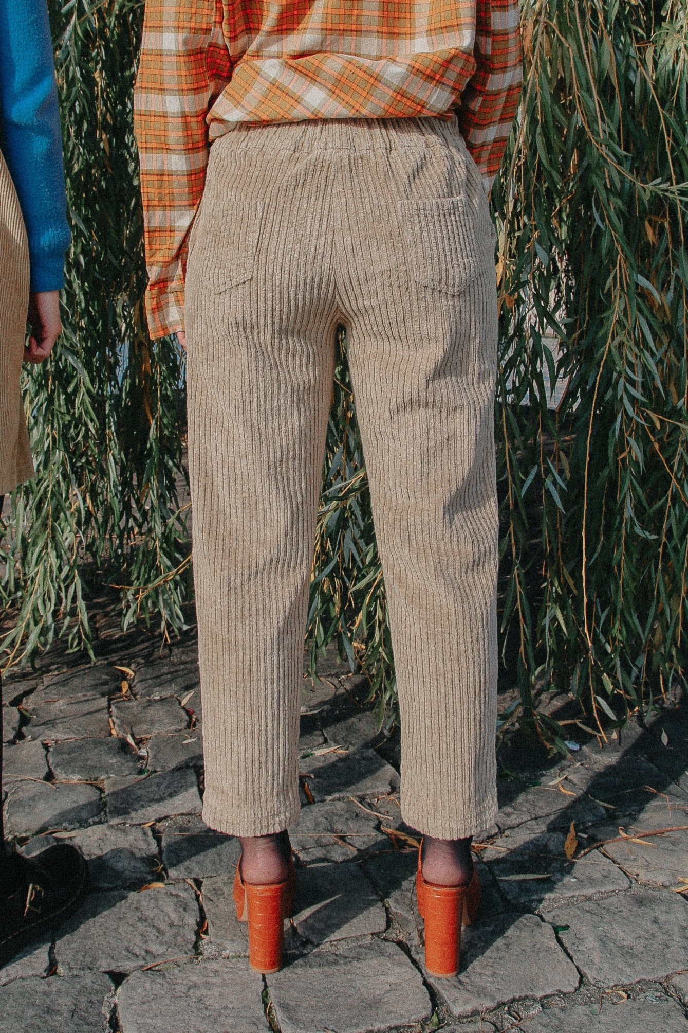 PARIS - Corduroy Pants