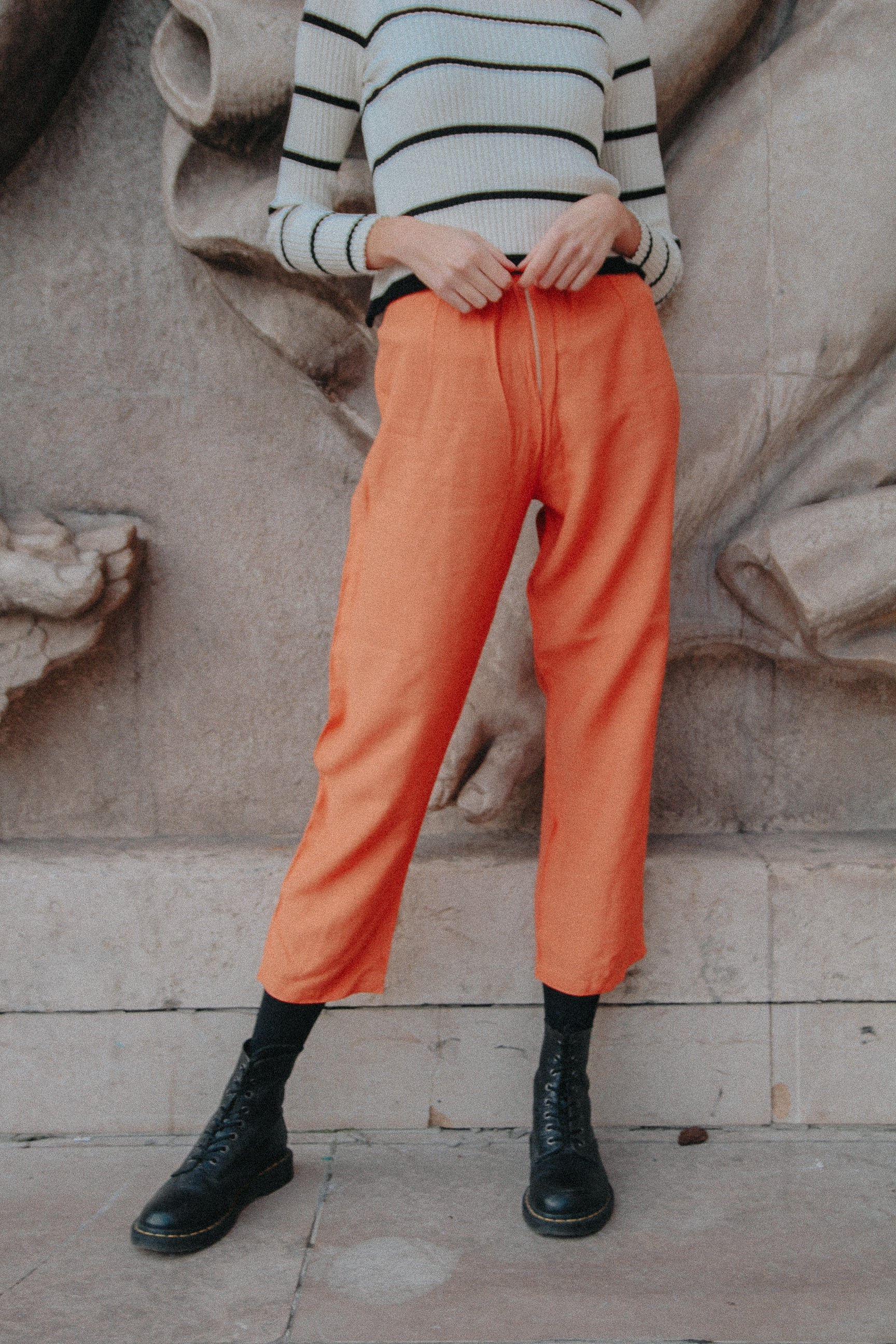 PARIS - Carrot Pants