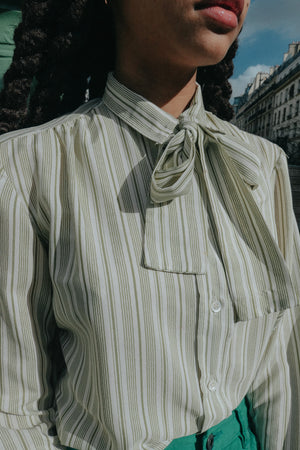 PARIS - Silk Shirt