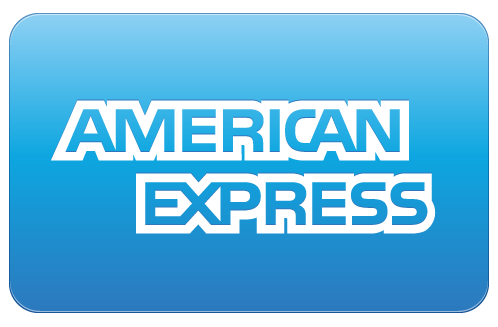 American Express payment option logo