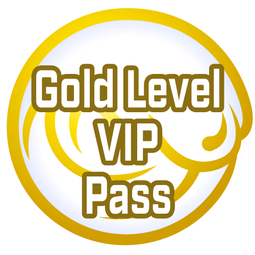 2020 Gold Level VIP Pass