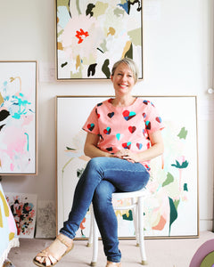 Meet the Artist: 5 Minutes with Beth Kennedy