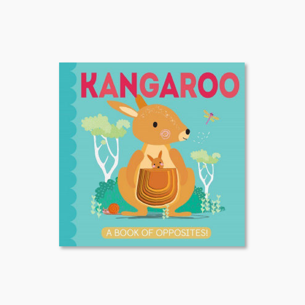 Kangaroo - Book of Opposites