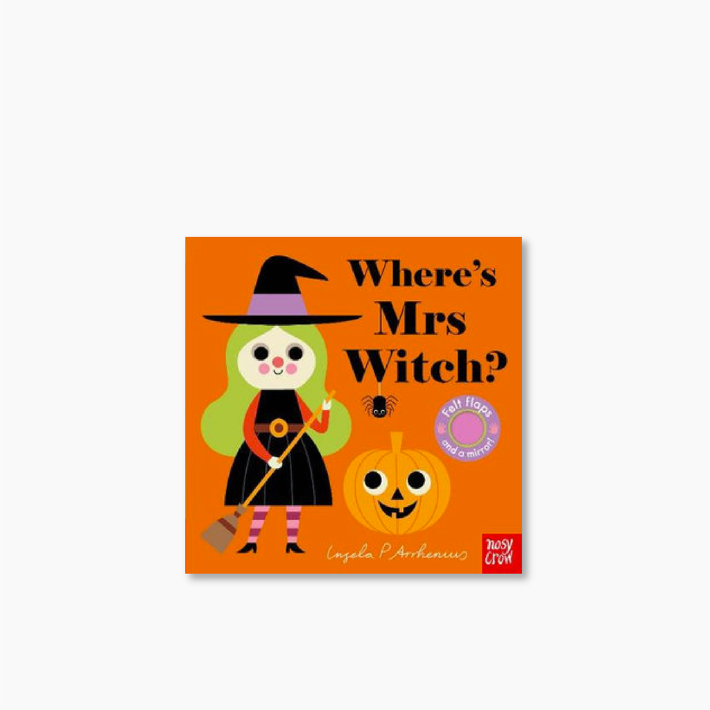 Where's Mrs Witch