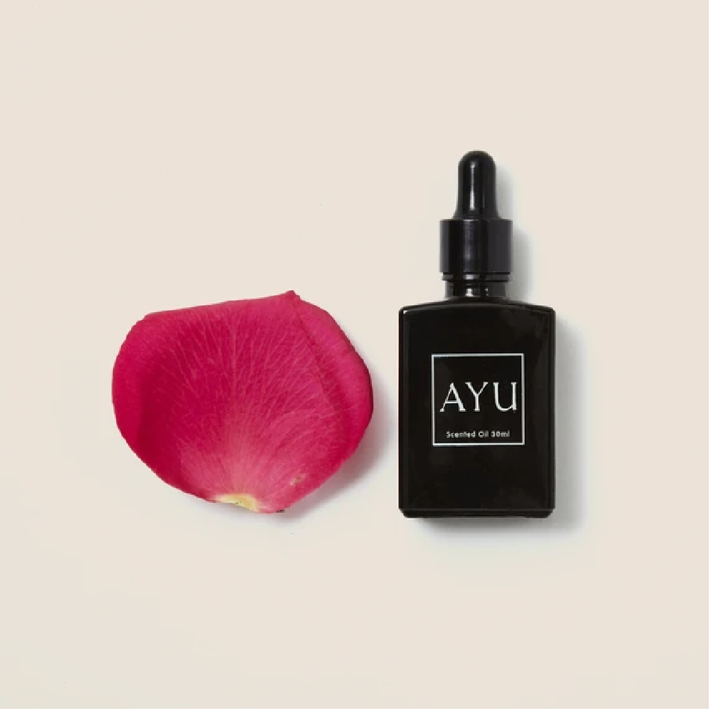 15ml Scented Perfume Oil - Smoking Rose