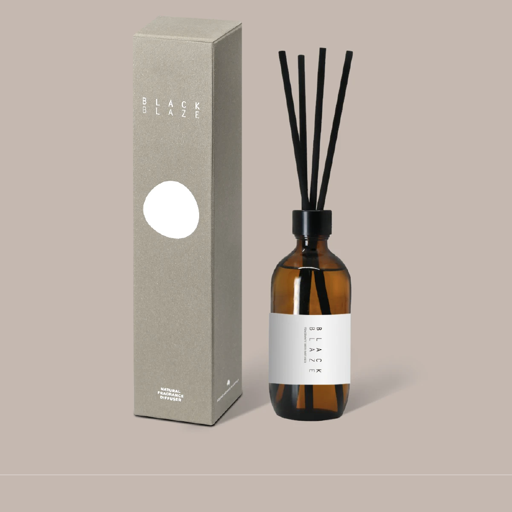 200ml Diffuser - Vetiver & Fig