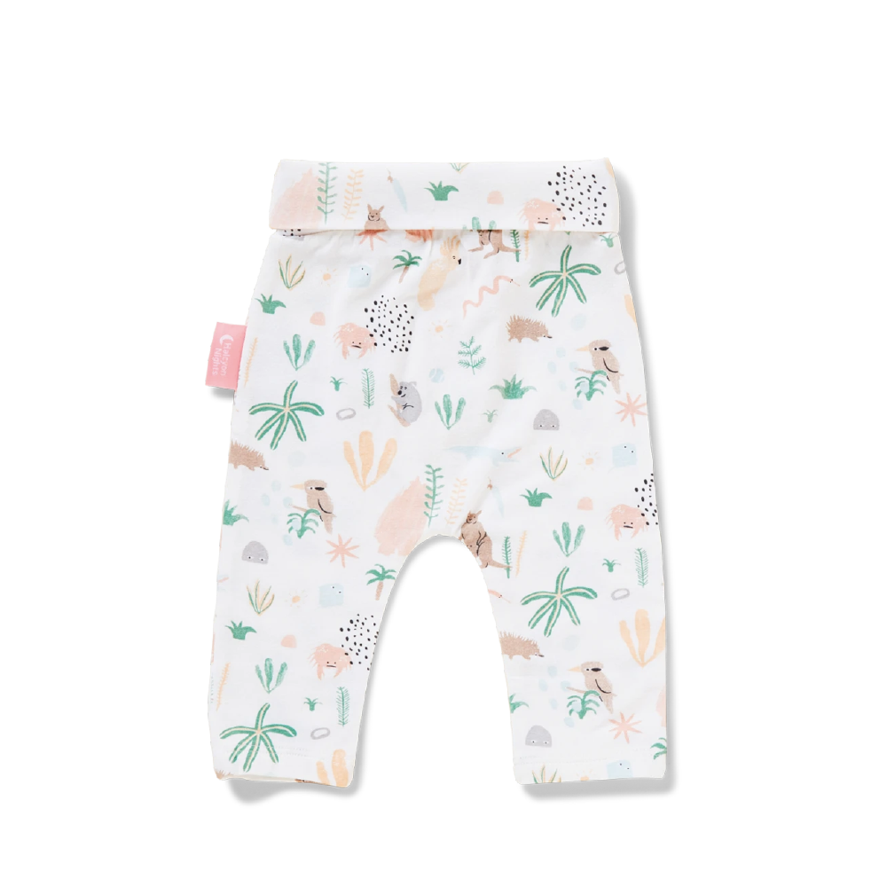 Baby Yoga Leggings - Outback Dreamers